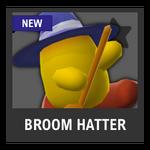 Super Smash Bros. Strife Assist box - Broom Hatter