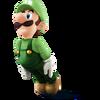 Super Smash Bros. Strife recolour - Luigi 5