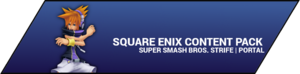 Super Smash Bros. Strife portal image - Square Enix DLC