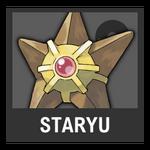 Super Smash Bros. Strife Pokémon box - Staryu