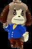 Super Smash Bros. Strife recolour - Isabelle 15
