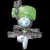 Super Smash Bros. Strife recolour - Meloetta-Pirouette 1