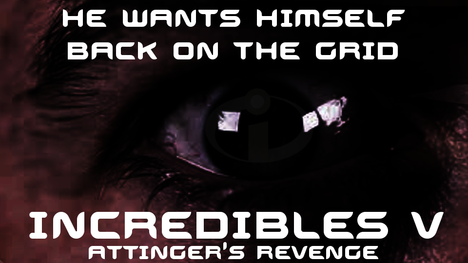 Incredibles 5 Poster