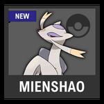 Super Smash Bros. Strife Pokémon box - Mienshao