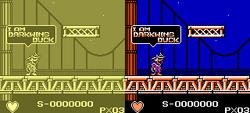 Darkwing Duck Gameplay Comparison