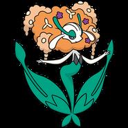 671Florges Orange Flower Dream