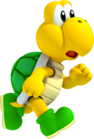 Koopa Troopa - New Super Mario Bros. 2