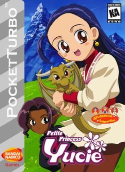 Petite Princess Yucie Box Art 2