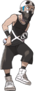 Sun Moon Team Skull Grunt Male