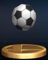 Soccer Ball - Brawl Trophy
