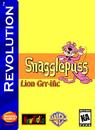 Snagglepuss Lion Grr-ific Box Art 2