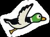 Brawl Sticker Duck (Duck Hunt)