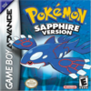Pokemon Sapphire box art