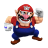 Super Smash Bros. Strife recolour - Wario 9