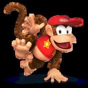 SSB4U3D Diddy Kong