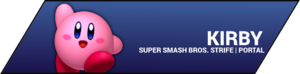 SSBStrife portal image - Kirby
