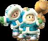 Super Smash Bros. Strife recolour - Ice Climbers 2