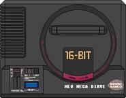 Bandai Neo Mega Dirve JP Console