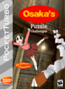 Osaka's Puzzle Challenges Box Art 4