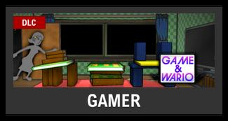 Super Smash Bros. Strife stage box - Gamer