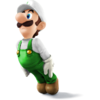Super Smash Bros. Strife recolour - Luigi 6
