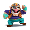 Super Smash Bros. Strife recolour - Wario 2