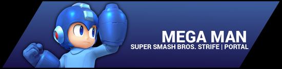 SSBStrife portal image - Mega Man