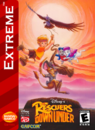 The Rescuers Down Under Box Art 1