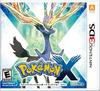 Pokemon X box art