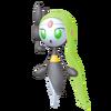 Super Smash Bros. Strife recolour - Meloetta-Aria 7