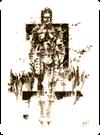 Brawl Sticker The Boss (MGS3 Snake Eater)