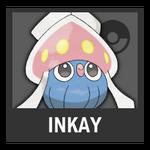 Super Smash Bros. Strife Pokémon box - Inkay