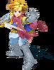 Super Smash Bros. Strife recolour - Isaac 4