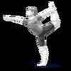 Super Smash Bros. Strife recolour - Wii Fit Trainer 13