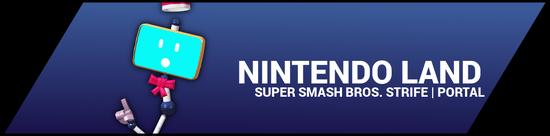 SSBStrife portal image - Nintendo Land
