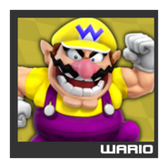 ACL Mario Kart 9 character box - Wario