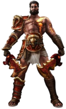 Deimos God of War