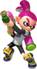 Super Smash Bros. Strife recolour - Inkling 5