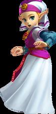 Young Zelda OoT3D
