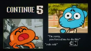The Amazing World of Gumball Street Fighter Reference 2