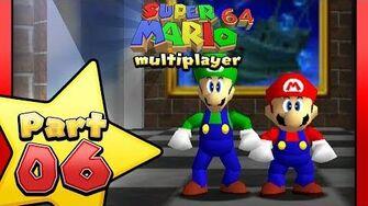 Super Mario 64 Multiplayer - Part 6