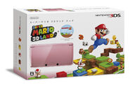 Pearl Pink Nintendo 3DS Bundle 4