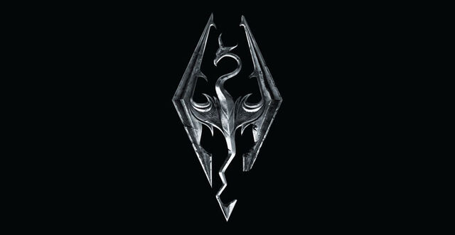 File:Skyrim logo.jpg