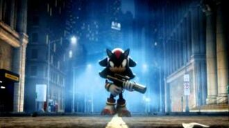 Shadow The Hedgehog Commercial 2