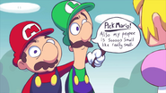 Luigi's Ballad 12