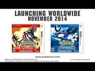 Pokemon Omega Sapphire and Alpha Ruby Boxart