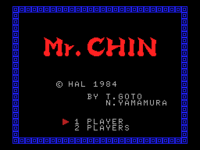 Mr. Chin TÍTULO