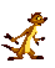 The Lion King Genesis Sprite Timon