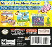 Kirby Mass Attack portada USA rev