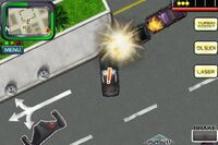 Knight Rider iPhone captura